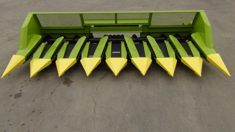 Sunflower Harvesting Header